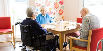 Westlands-care-home-devon-3-residents-in-dining-room-v2