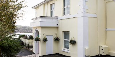 Westlands-care-home-devon-drive-entrance